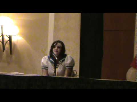 Anime Next 2011 -anime dating game 18+ part 1-