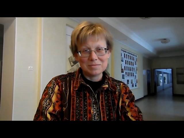 Изображение предпросмотра прочтения – ИринаТюнева читает произведение «В тиши звучит орган Вселенной...» С.В.Пищаева