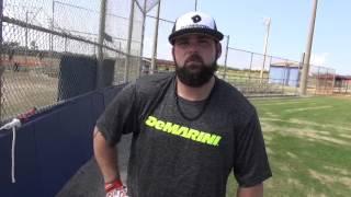 softball hitting Swing & Strategies of Dale Brungardt SM57