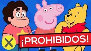 8 Caricaturas prohibidas en el resto del mundo