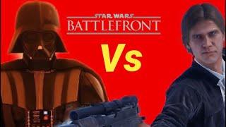 STAR WARS Battlefront 1v1 Fan on Xbox