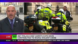Video MET Police chief admits cuts have contributed to rising violent crime download MP3, 3GP, MP4, WEBM, AVI, FLV Juni 2018