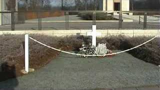 George Patton's grave in Ham, G.D. Luxemburg (also on blog American Patrol)