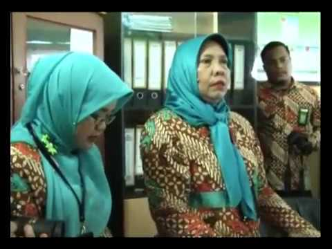Dirjen Badilum Kunjungi Pengadilan Negeri Bengkalis