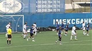 ФК «Черноморец» (U-17) - ФК «Балканы» 0:3 (1.03.2015)