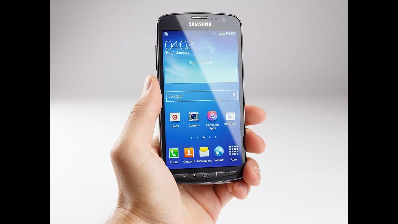 Samsung Galaxy S4 Active vs Samsung Galaxy S4 - YouTube