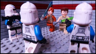 EXECUTE ORDER 66! (Lego Star Wars: Clone Wars Moc Challenge)