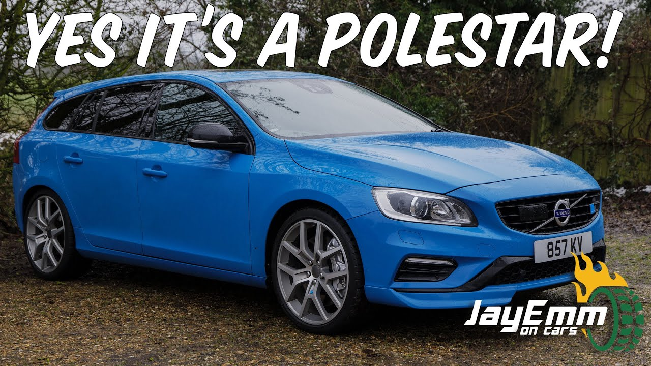 When Volvo Went ROGUE - V60 Polestar Review