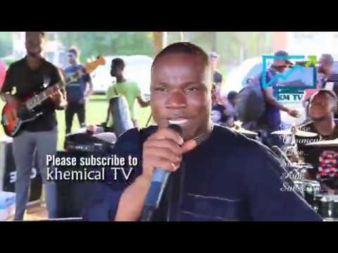 Francis Amo's show, Kumasi