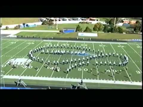 Indiana State Marching Band.wmv