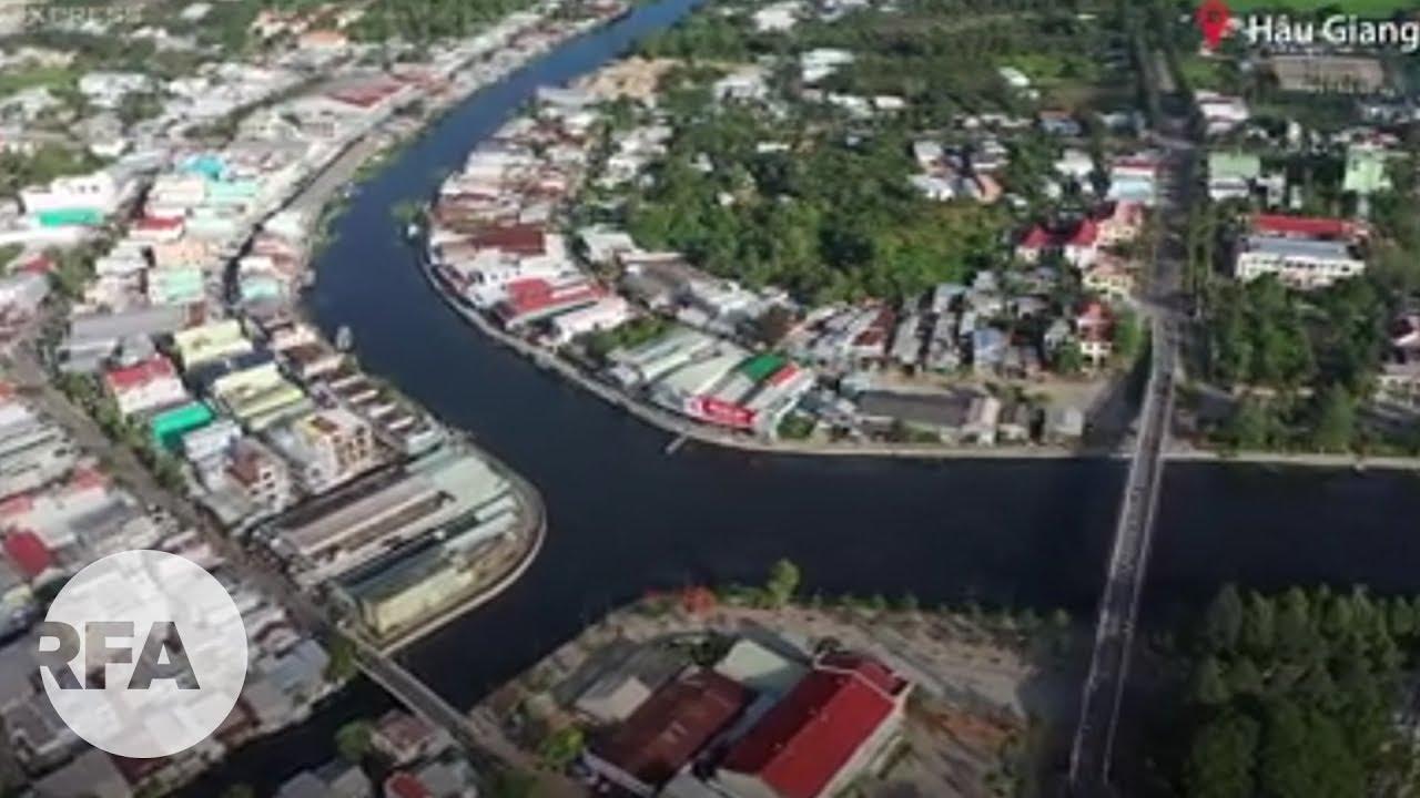 """Nước thải công nghiệp đang """"giết"""" các con sông tại Việt Nam"""