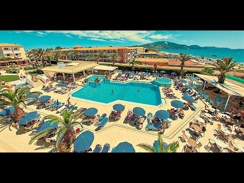 Hotel Poseidon Beach Grecja Zakynthos Laganas