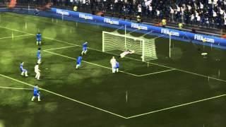 FIFA 12 | Gameplay | Liga 1 | Real Madrid - FC Chelsea | FIFAtazztics