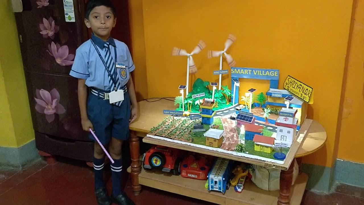 Smart Village Science Project Youtube