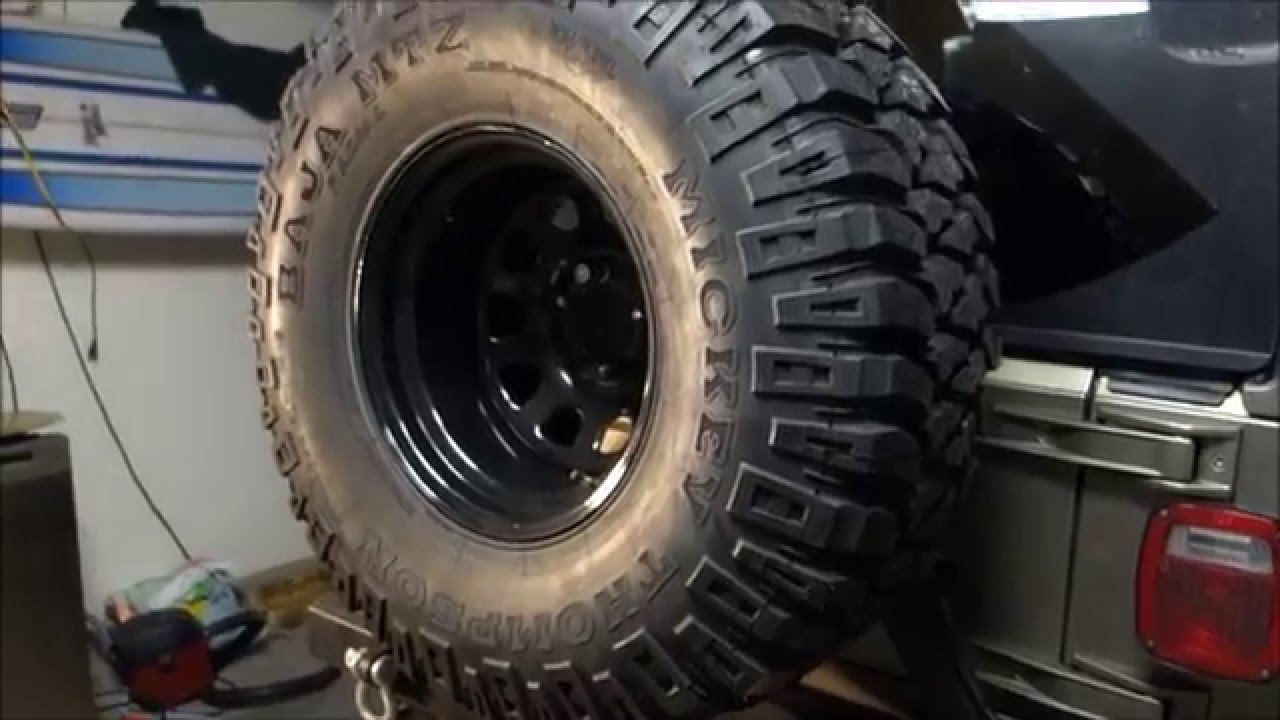 Mickey Thompson Baja Mtz Tire Review Youtube