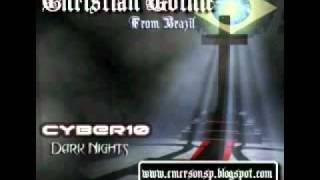 Rest - Tears of a Sinner (live) - CYBER10 Dark Nights - Christian Gothic from Brazil