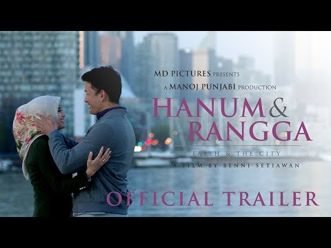 Hanum & Rangga: Faith & The City trailer