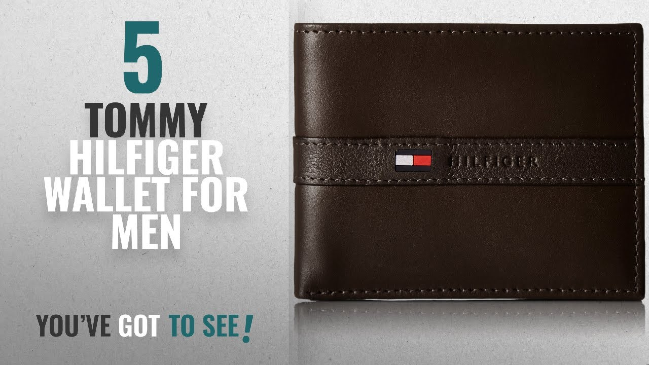 Top 10 Tommy Hilfiger Wallet [2018 ] | New & Popular 2018