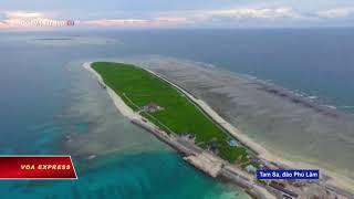 Trung Quốc thêm bước tiến khẳng định chủ quyền Biển Đông (VOA)