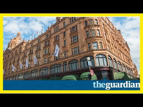 Harrods begins £200m redesign to appeal to wealthy asian shoppers