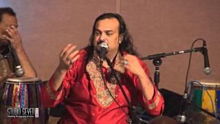 Amjad Sabri Qawal in Chicago Nov 23, 2013 Part 3