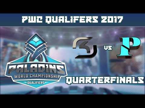 PWC Qualifiers: Quarterfinals - SK Gaming vs. Purity