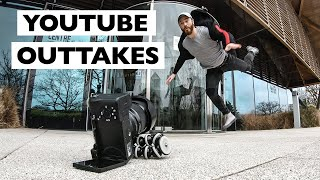 1 Year on YouTube : My BLOOPERS REEL - 11,000 Subs & How Much YouTube Paid Me!