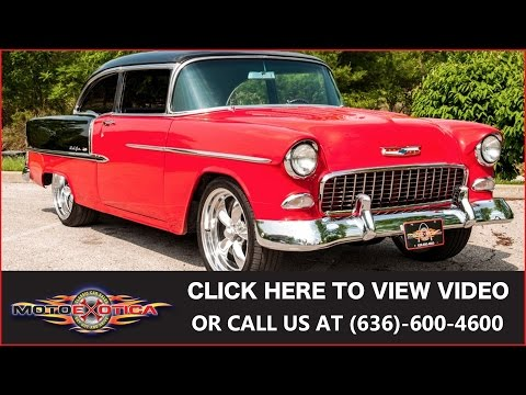 1955 Chevrolet Bel Air || SOLD