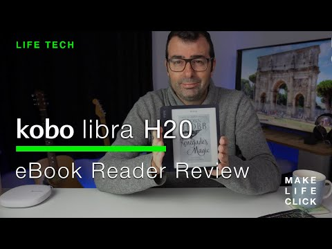 Kobo Libra h20 Review - Affordable & Feature Packed eReader