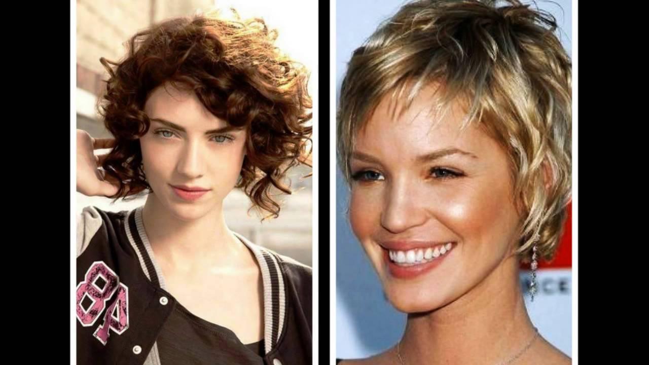 hvordan laver man krøller i kort hår