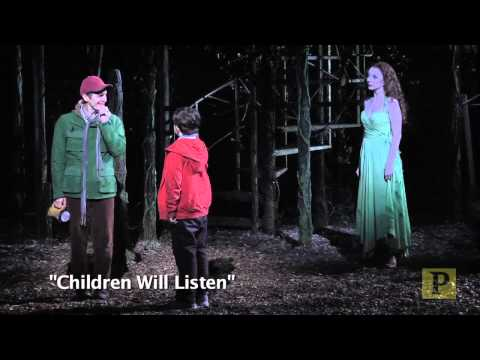"""Highlights From The Public Theater's """"Into the Woods,"""" Part 2"""