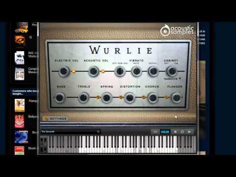Big Fish Audio - AcousticSamples Wurlie review