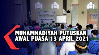 Muhammadiyah Tetapkan 1 Ramadhan 13 April 2021
