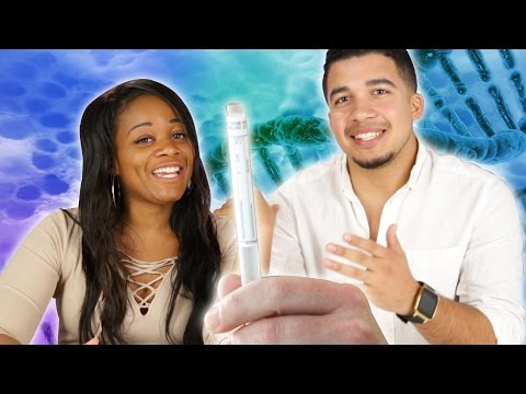 Couples Take A Relationship DNA Test