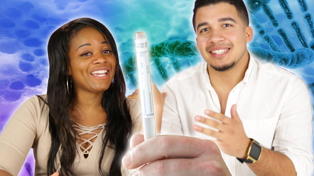 couples take a relationship dna test youtube. Black Bedroom Furniture Sets. Home Design Ideas