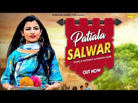 Patiala Salwar | Ambar Verma | Aarju Dhillon | Rakesh Saini | Latest Haryanvi Songs Haryanavi 2018