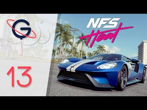 NEED FOR SPEED HEAT FR #13