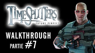 TimeSplitters Future Perfect Walkthrough Partie 7. 1994 - Manoir de la folie.