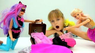 Куклы Барби: Тереза ищет платья. Приключения Барби - Мультики для девочек