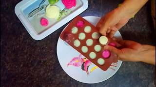 Beautiful Cake Decorating Flowers | At Home | Very Simple & Easy