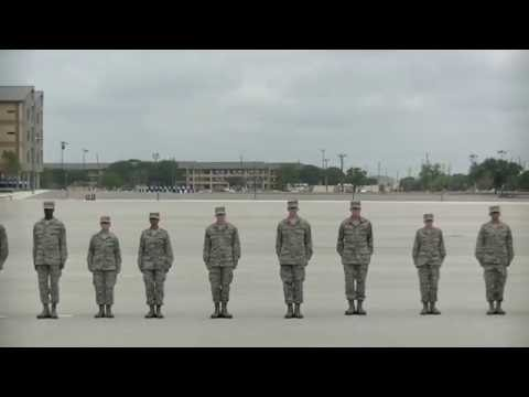 Air Force Basic Military Training Airman's Coin Ceremony, 11 Aug 2016 (Official)