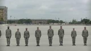 Air Force Basic Military Training Airman