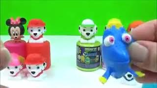 TRÒ CHƠI TRẺ EM , dạy trẻ học tiếng anh qua bộ đồ chơi chú chó lucky ,giới thiệu đồ chơi mới