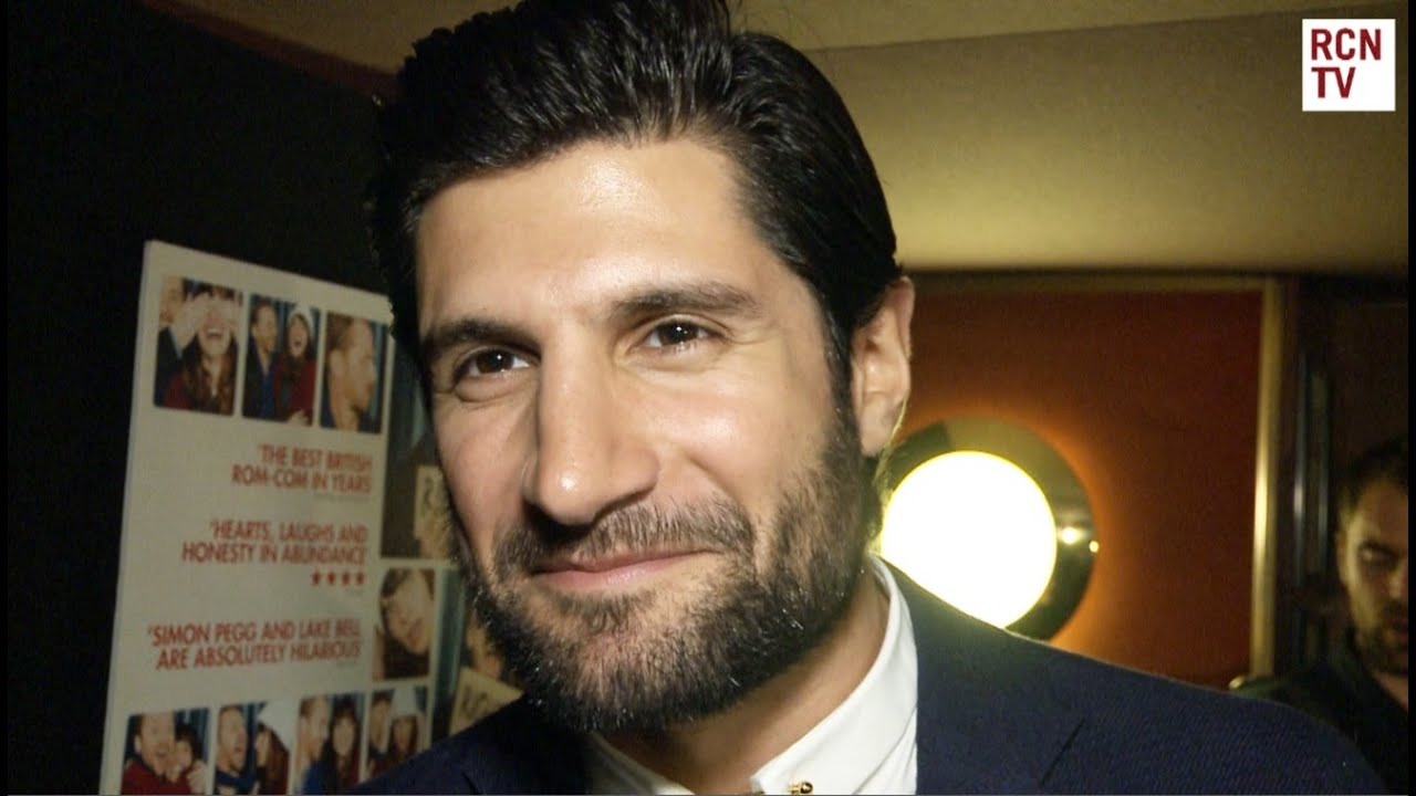 kayvan novak spooks