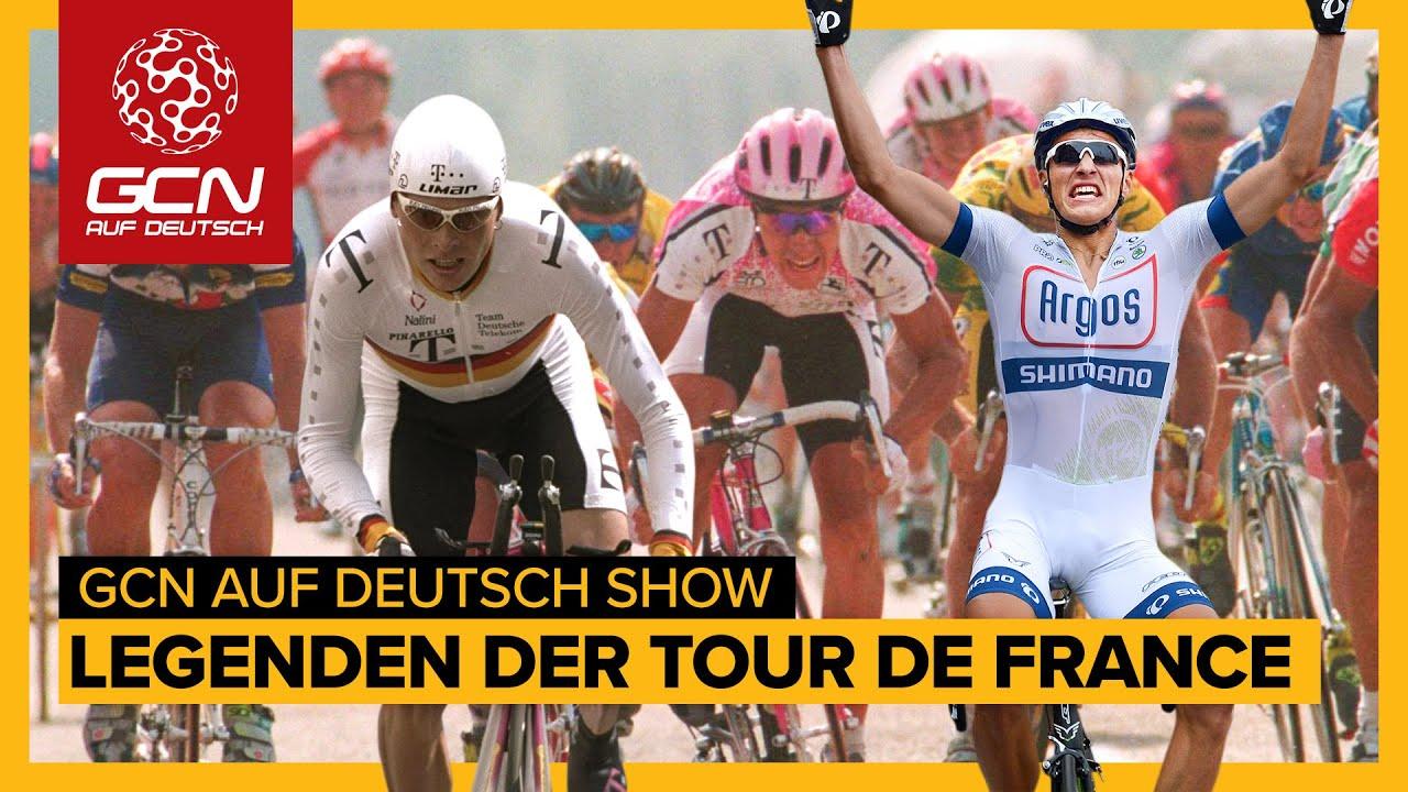 Download Deutschsprachige Legenden der Tour de France    GCN auf Deutsch Show 33