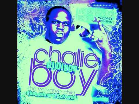 Chalie Boy The Versatyle Child Chopped & Screwed Bumpa Grill
