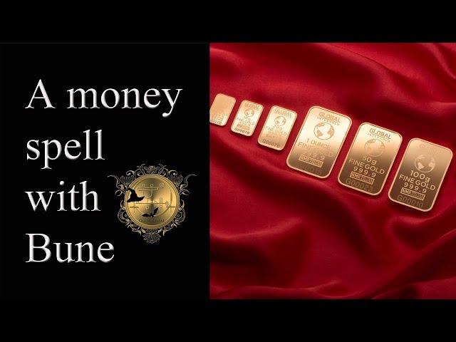 Demon Bune and money secrets  Goetia magick  See very