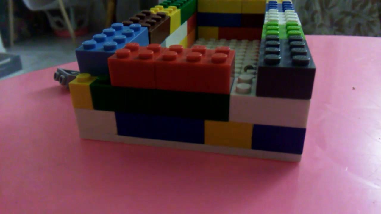 Tutorial come costruire una casa lego youtube for Come costruire una casa in california