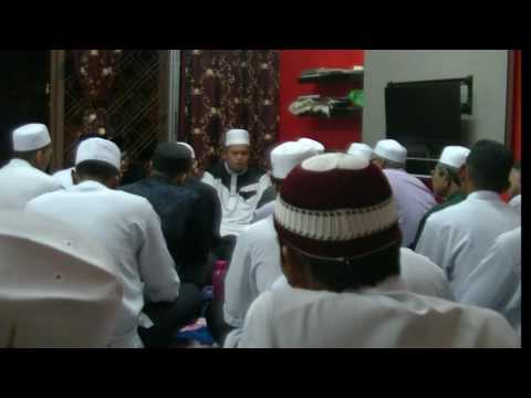 Talqin dan Baiah Tariqat Qodariah Naqsyabandiah