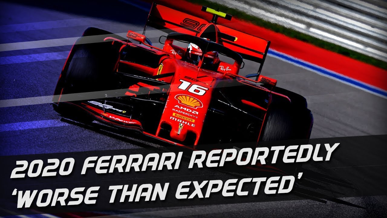 F1 News Round-Up: 2020 Ferrari Is Reportedly